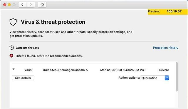 Microsoft Just Released An Antivirus App For Macs