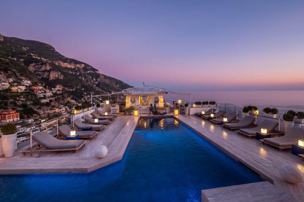 This Chic Hilltop Hotel Is Positano's Best-Kept Secret