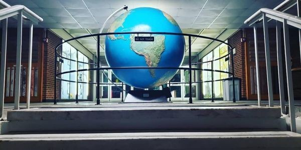 Most Classroom Globes Are Lying to You -Here's Why