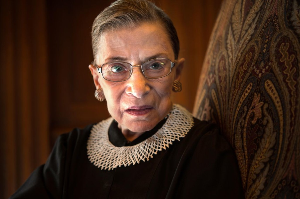 12 Life Lessons From Ruth Bader Ginsberg