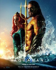 Review: 'Aquaman' Is Thrilling New Addition To Superhero Cinema