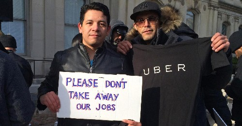 Are You Handling Disruption Like Taxi Drivers?