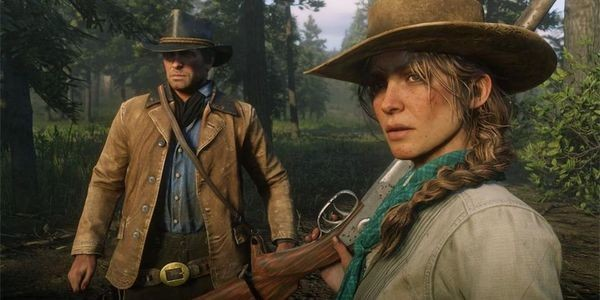 'Red Dead Redemption 2' DLC Rumor Claims An Alien Undead Nightmare Is Coming
