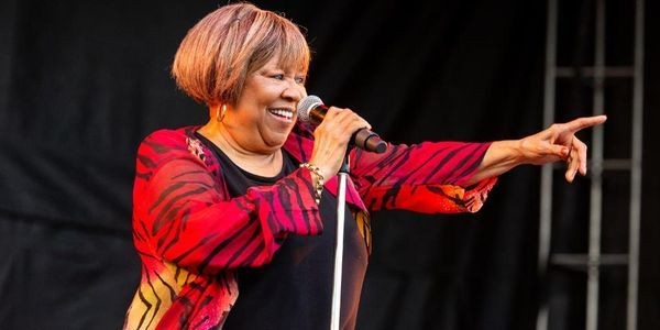 Mavis Staples Addresses The World With Poignant Protest Songs On Stage At Pitchfork