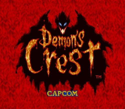 The Wonderfully Morbid And Macabre 'Demon's Crest' Is Now Finally Available On 3DS