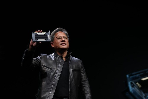 Nvidia Hopes To Stave Off AI Chip Competition With Volta Graphics Card