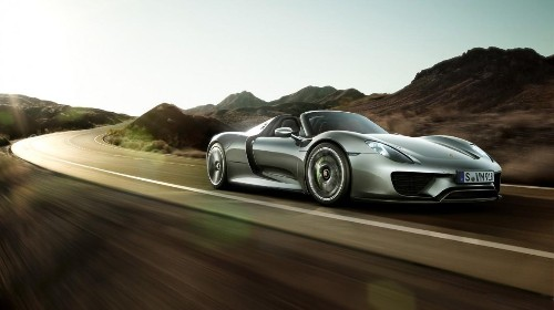 The Porsche 918 Spyder 'Just Rips,' Says Pro Racer Patrick Long