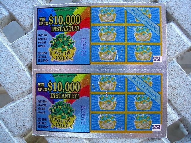 Bartender Finds $20, Buys Lottery Ticket, Wins $1M, Pays IRS