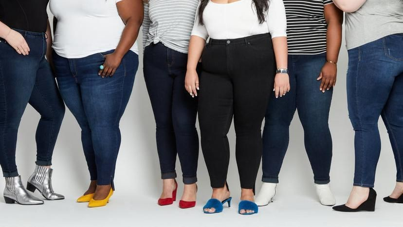 12 Of The Best Plus-Size Jeans, In Actually Cool Styles