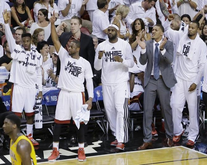 Without Home Court Advantage In NBA Finals, Heat Tickets Down 15% From Last Year