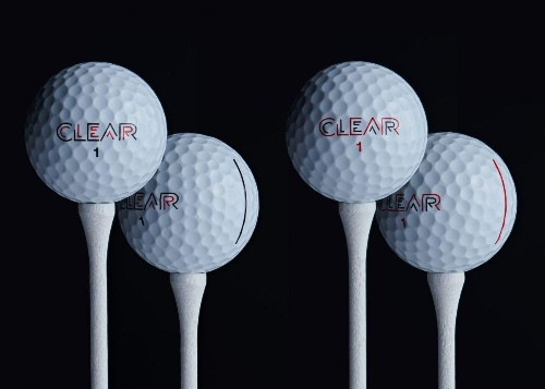 Can Clear Become The PXG Of The Golf Ball Business?