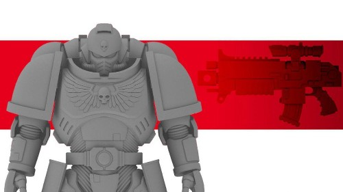 Bandai And Warhammer Are Teaming Up To Make New Figures