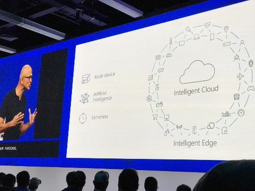 Microsoft Starts To Make Serious Progress On The Intelligent Edge Vision