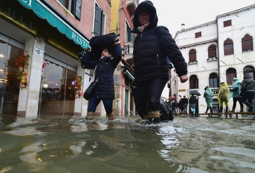 """Venice Flooding Reveals A Real Hoax About Climate Change - Framing It As """"Either/Or"""""""