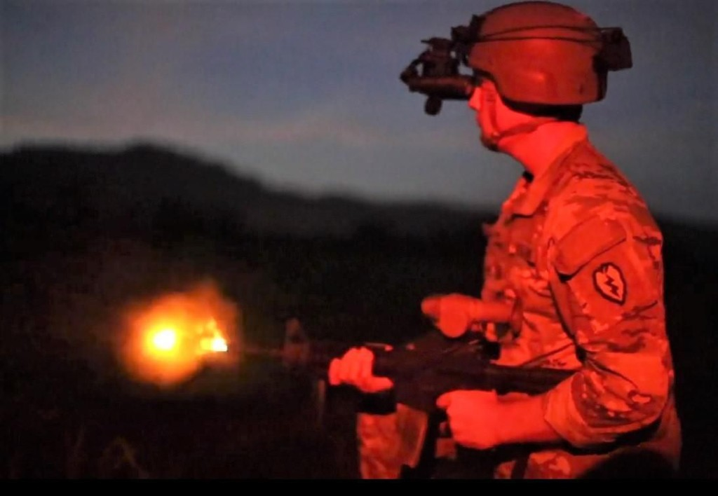 """U.S. Soldiers Hail Army's Futuristic Goggles """"Something Almost Out Of A Video Game"""""""