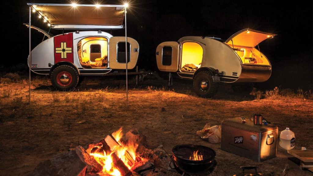 Ten Tiny Towable Trailers To Take Touring
