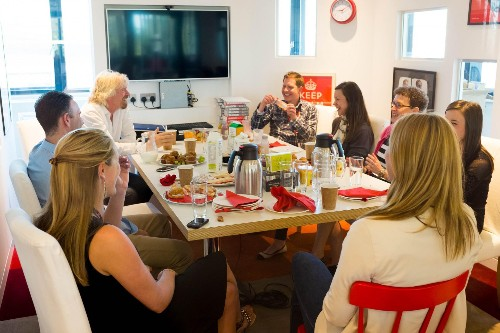 Delegate Like Branson: Hire People Who Are More Talented than You