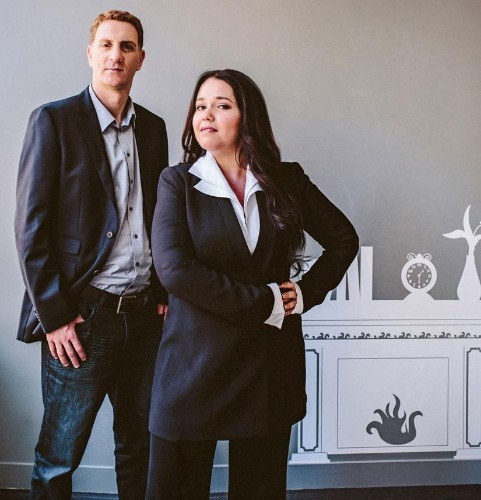 Houzz's Founders Have Become Tech's Newest Power Couple