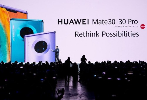Huawei May Soon Have Google Back: Huge Boost For Mate 30 Sales