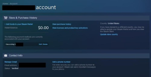 Steam Is Randomly Logging Users Into Other People's Accounts And Exposing Their Information