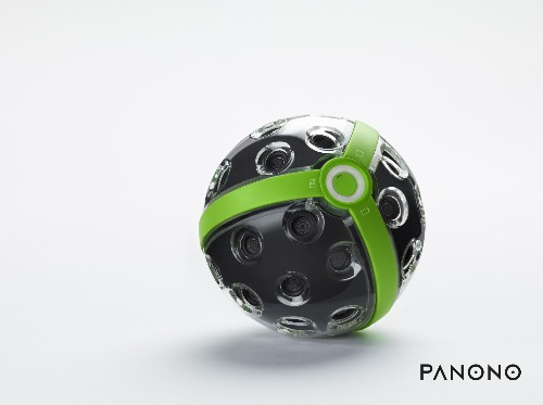 New Ball-Shaped Camera Captures Mid Air Panoramas