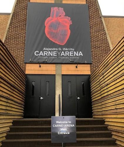 Inarritu's VR Hit 'Carne y Arena' Storms DC