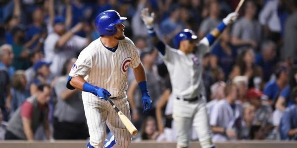 Kyle Schwarber's Walk-Off Homer Was A Crowning Achievement For The Cubs Slugger