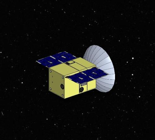 NASA Funds New Lunar CubeSat Orbiter Mission