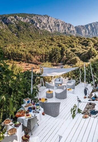 How to Savor Local-Meets-Luxury in Sardinia, Italy: Su Gologone