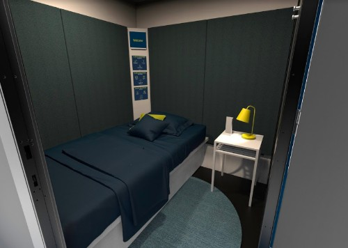 The Startup Bringing Sleep Pods To London
