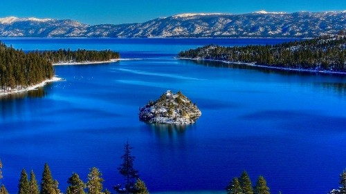 Lake Tahoe Gained 8.7 Billion Gallons Of Water In Just 2 Days