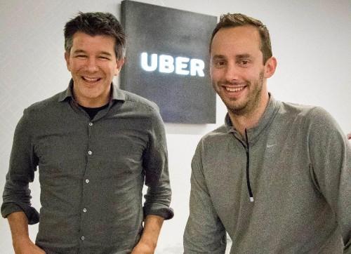 Uber's Kalanick Knew Engineer Had Google Data Long Before Waymo Suit, Filing Says