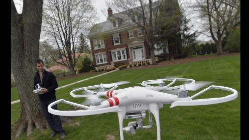 Drones Are Intercepting Cell Phone Signals in L.A.