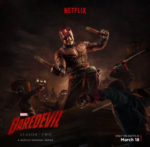 Review: 'Daredevil' Season 2 Continues Marvel Mastery Of Superhero TV