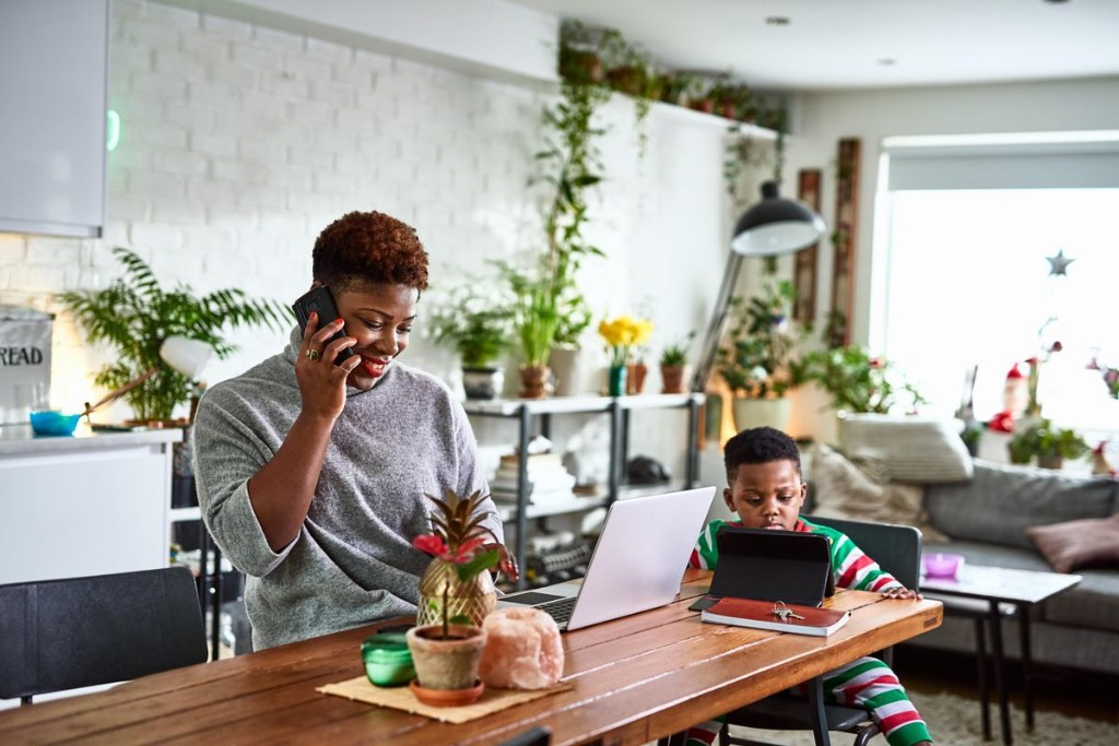How To Manage Working From Home While Being A Parent
