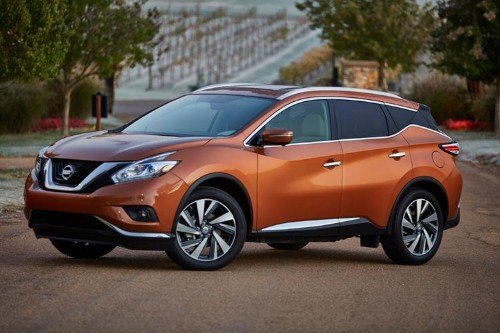 2015 Nissan Murano: Distinguished By Design