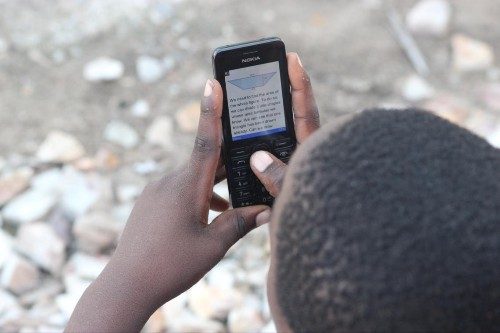 Ebola Risk Shuts Liberia's Schools, But It Can't Stop Digital Learning