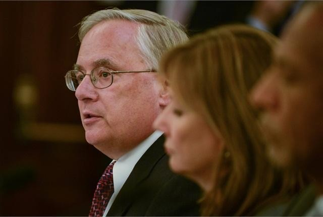 On The Hot Seat, GM General Counsel Millikin Retires Early