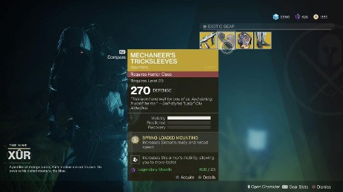 Xur Is A Perfect Reminder Of How Much 'Destiny 2' Has Been Simplified
