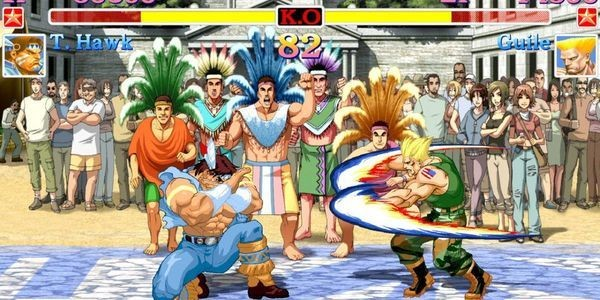 'Ultra Street Fighter II' Is Out This May And Is Exactly The Kind Of Game The Switch Needs