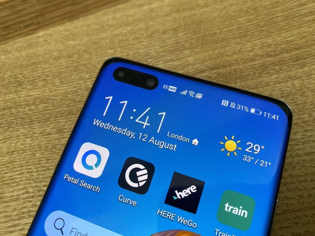 Huawei Means Business With Surprise Brilliant Upgrade