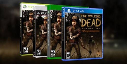 Telltale Bringing 'The Walking Dead' And 'The Wolf Among Us' To Xbox One And PS4