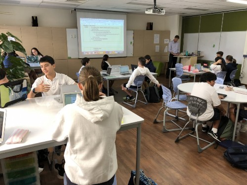 Pathfinder Spaces: An Action Research Project At Singapore American School