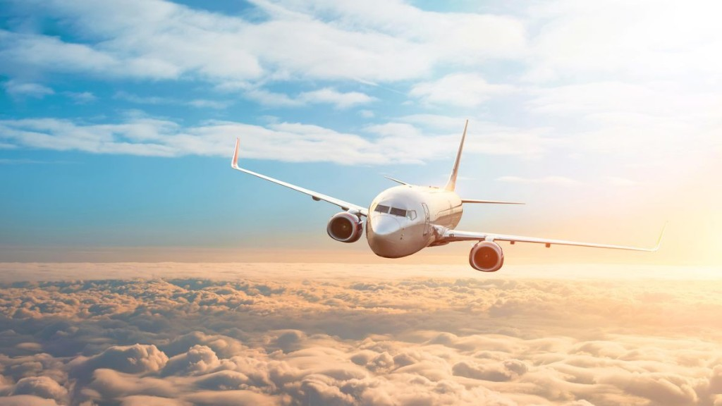 The Risk Of Catching Covid-19 While Flying