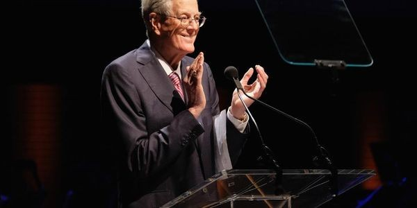 David Koch, One Of America's Richest And Most Polarizing Figures, Dies At 79