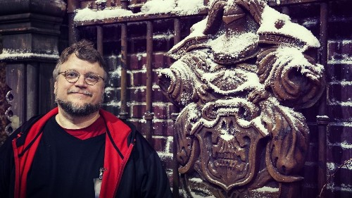 Comic-Con Kickoff: Guillermo del Toro Gives Fans A Look At His New Thriller 'Crimson Peak'