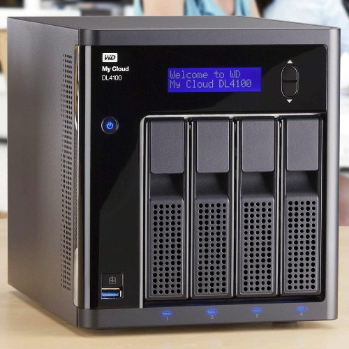 Western Digital Uses New Intel, Marvell Processors In Latest High Performance NAS Devices