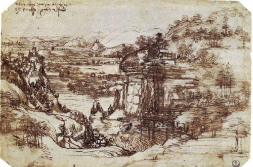 Leonardo da Vinci's Geological Secrets Revealed By Forensic Science