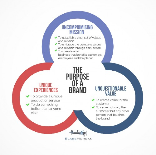 The Purpose Of A Brand Framework