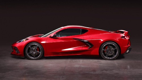Product Manager Harlan Charles Calls 2020 Corvette Stingray 'New Kind of Sportscar'